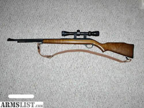Armslist for sale marlin model 60