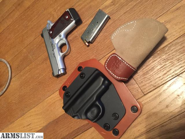 Kimber Micro 9 Hybrid Holster For Iwb Carry – HD Wallpapers