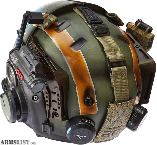 ARMSLIST - For Sale: Titanfall 2 Pilot Helmet