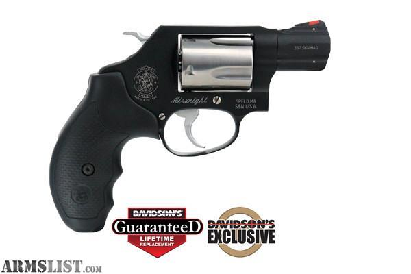 ARMSLIST - For Sale: Smith&Wesson M360 357 Air Weight
