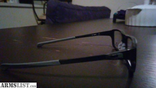 Glasses Frame Trade In : ARMSLIST - For Trade: Brand new Oakley Chamfer Frames