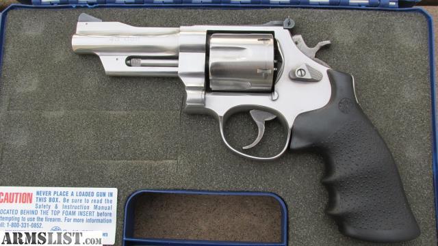 For Sale: S&W Mountain Gun In .45 Colt