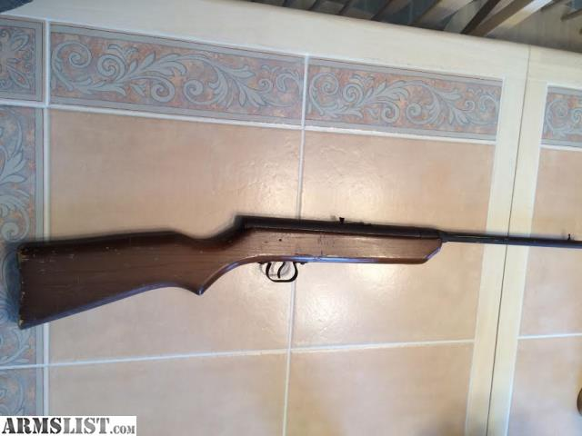 ARMSLIST - For Sale: Classic BB Gun Crossman V-350