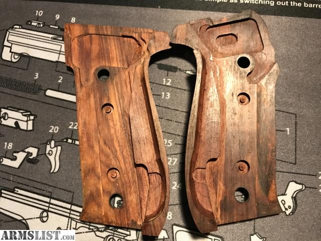 Armslist for sale trade: sig p226 hogue wood grips