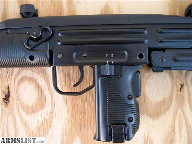Action arms uzi Manual