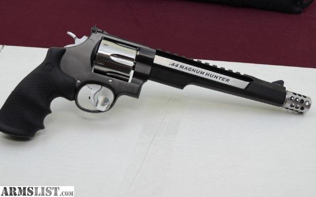 ARMSLIST - For Sale: Performance Center Hunter 44 magnum S ...