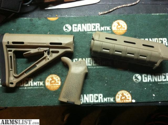 Armslist For Sale Trade Magpul Furniture Set