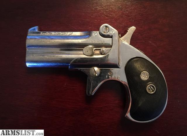 ARMSLIST - For Sale: Hy Hunter Derringer 38SPCL