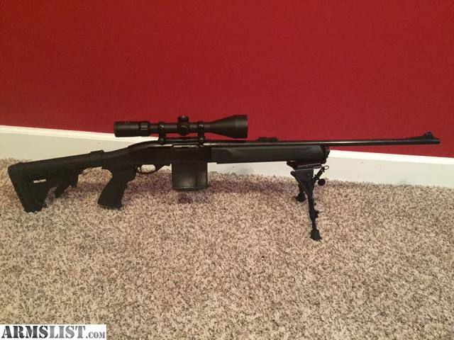 Armslist For Sale Remington 7400 And 740 Tactical 270 And 3006
