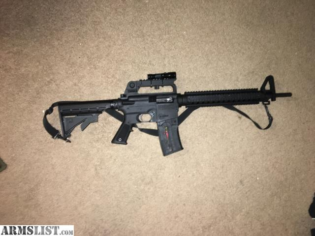 armslist for sale trade mossberg 715t ar 15 style 22 caliber rifle