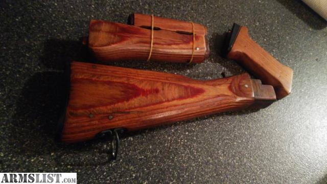 Armslist For Sale Nice Wood Ak Furniture Set