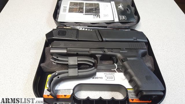Armslist For Sale Map Call Nib Glock 40 Gen4 Mos