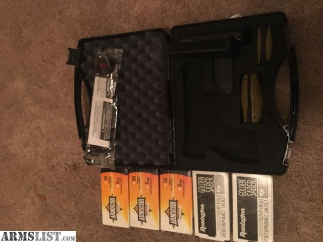 ARMSLIST - For Sale: HK VP9 w/ ammo+2 mags+grips