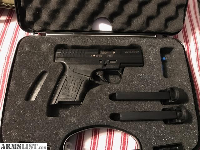 armslist for sale trade walther pps 9mm trade for pps 40 m2 rh armslist com walther pps 40 specs Walther PPS 40 Specs
