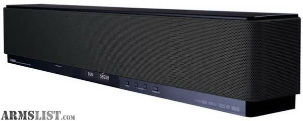 ARMSLIST - For Trade: Yamaha YSP 800 Soundbar