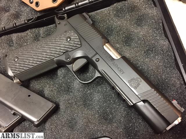 Armslist For Sale Springfield Armory Custom Sacs Mc