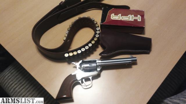 armslist for sale uberti ss 45 long colt el patron competition