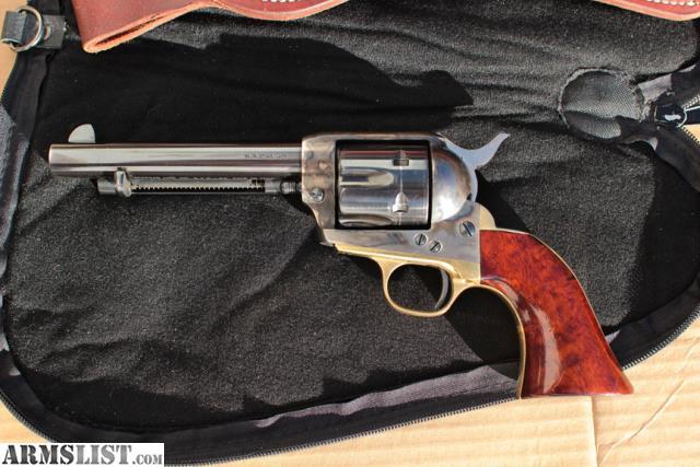 armslist for sale uberti 1873 cattleman revolver