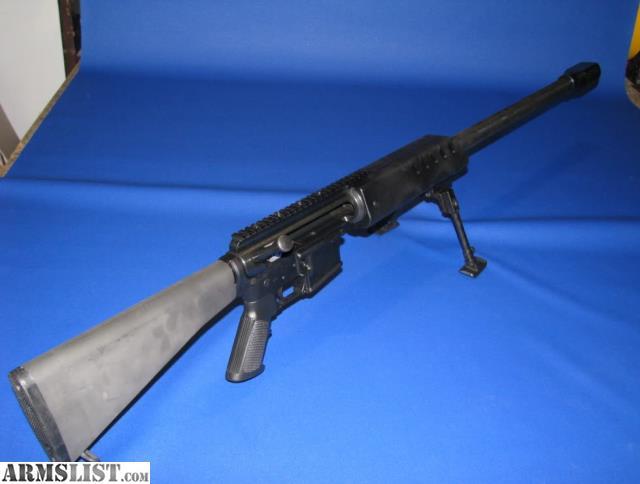 ARMSLIST - For Sale: Bohica Mk III  50bmg upper/AR15 lower