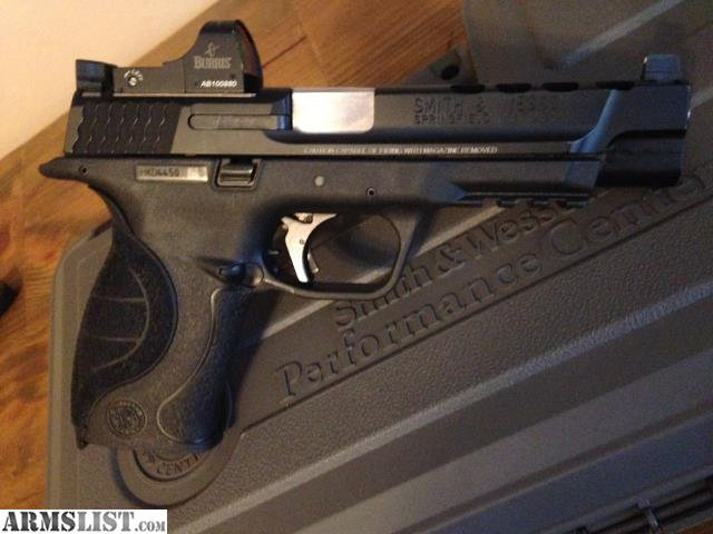 Armslist for sale m p pro core ported 5 for M p ported core 9mm