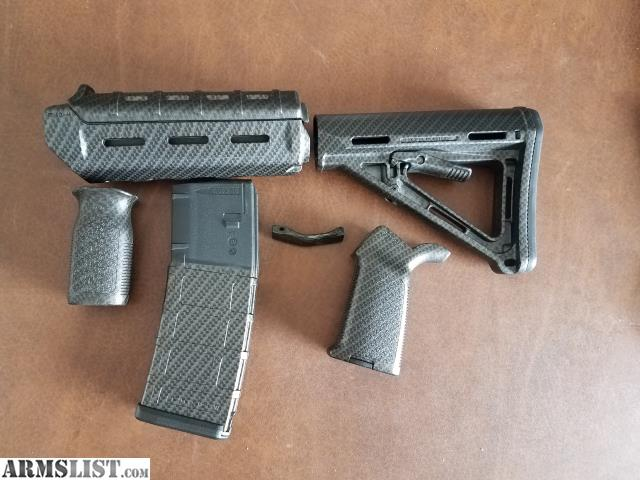 For Sale: Matrix Magpul MOE Furniture Kit