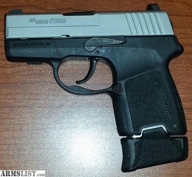 For Sale Trade Sig Sauer P229 9mm Tacpac With: For Sale/Trade: Sig Sauer P290RS 9mm Stainless