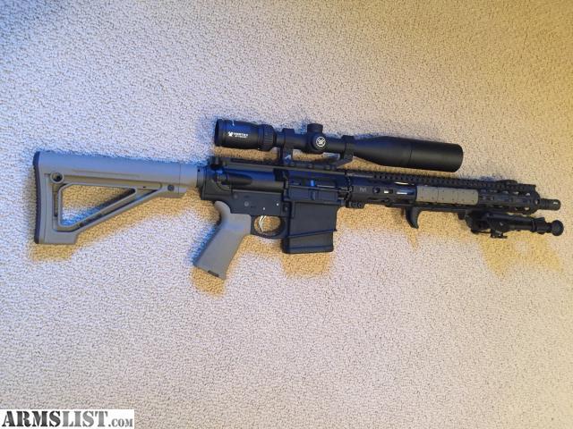 armslist for sale trade psa ar10 build