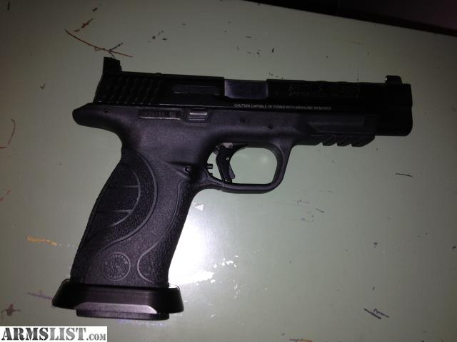 Armslist for sale m p pro core ported 5 with srt for M p ported core 9mm