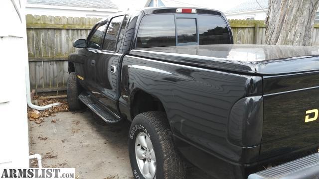 ARMSLIST - For Trade: 2003 dodge Dakota quad cab 4x4