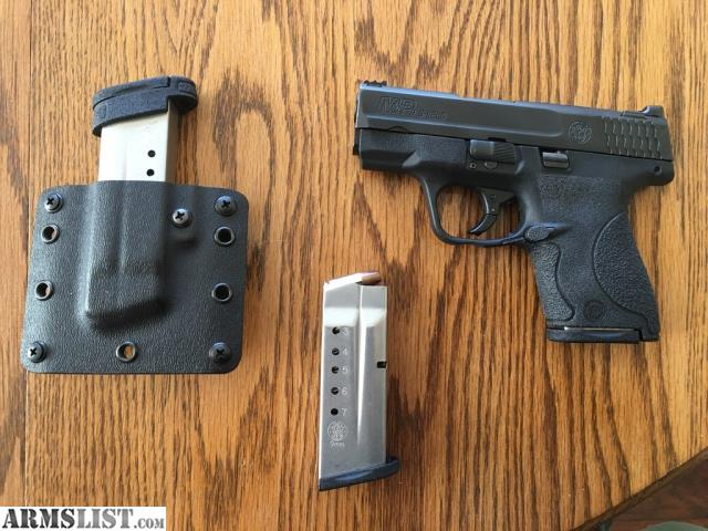 M And P Shield Custom ARMSLIST - For Sale: C...