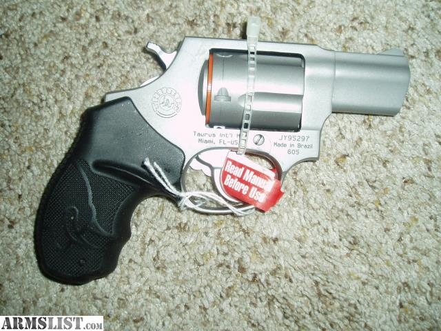 ARMSLIST - For Sale: Taurus Model 605 Revolver  357 Magnum 2
