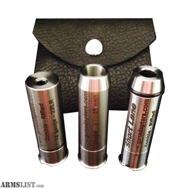ARMSLIST - For Sale: 12 Gauge Pathfinder Kit - Shotgun Adapters