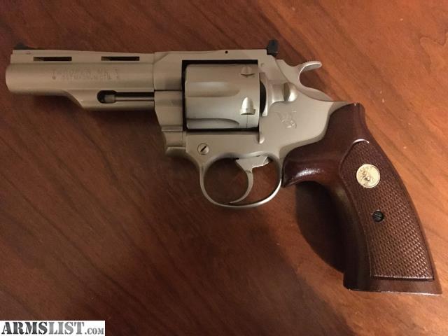 ARMSLIST - For Sale: Colt Trooper MK V 357 Magnum