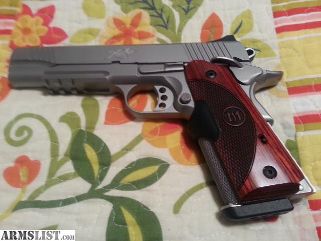 ARMSLIST - For Sale: KIMBER TLE/RL II STAINLESS