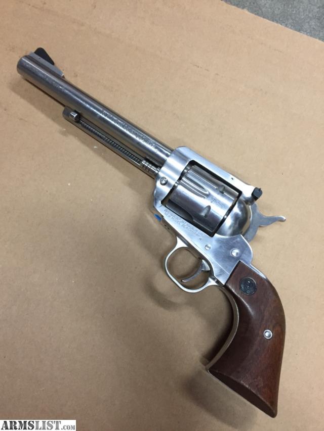 Ruger Blackhawk 357 Magnum
