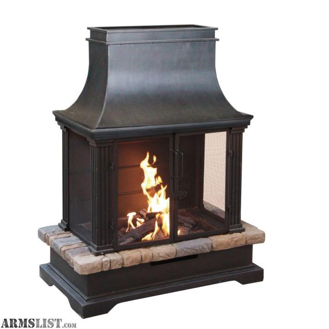 Armslist For Sale Trade Bond Sequoia Outdoor Wood Fireplace