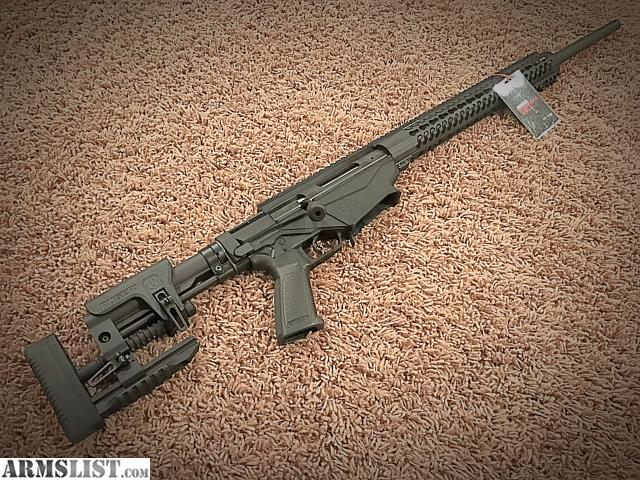 ARMSLIST - For Sale: Ruger Precision 6.5 Creedmoor