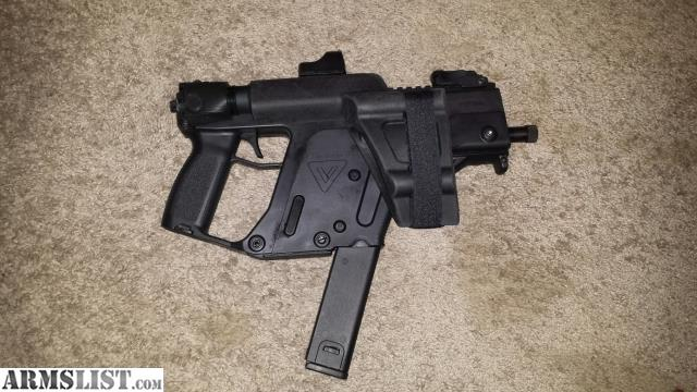 Armslist For Sale Trade Kriss Vector 45