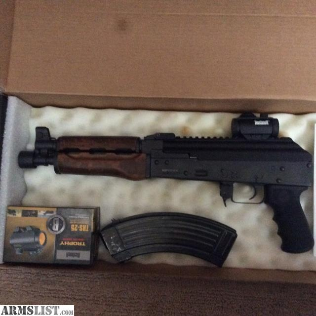 For Sale: Yugo Pap M92pv New