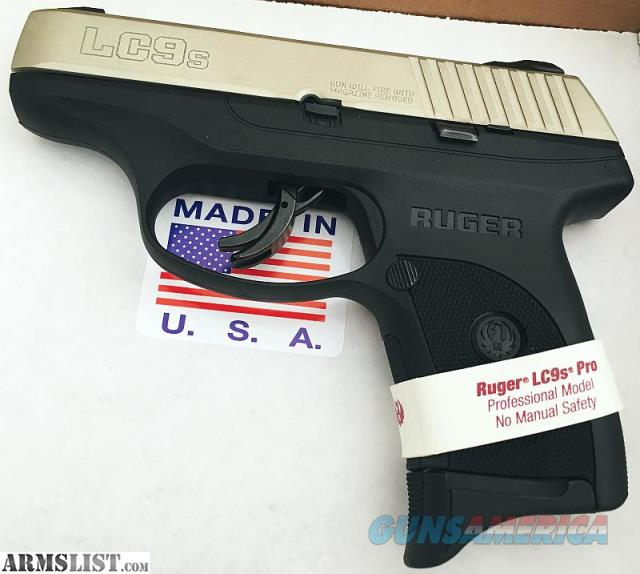 Ruger lc9 talo silver edition ---limited edition | northwest.