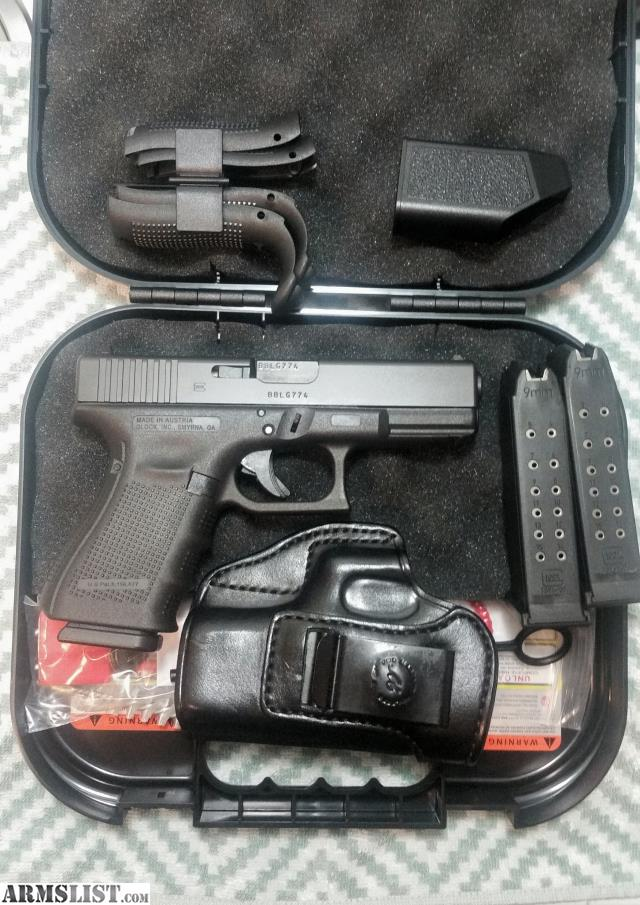 armslist for saletrade glock 19 gen 4