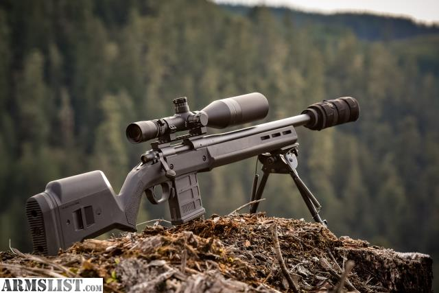 Armslist For Sale Remington 700 Aac Sd 16 5 Magpul Stock