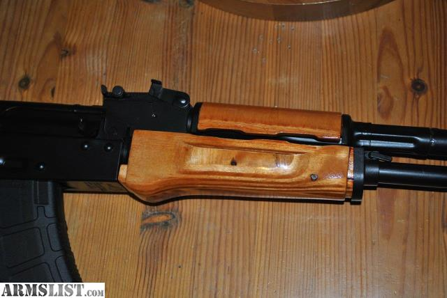 Here is a brand new  hand finished  complete wood furniture set for AK 47    AK 74   AKM   etc  It s never been used  only mounted for photographs. ARMSLIST   For Sale  NEW Custom AK47 Wood Furniture Set for AK 47