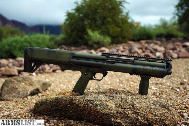 ARMSLIST - For Sale: Kel-Tec KSG, custom Cerakoted