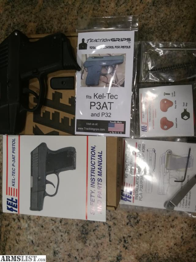 ARMSLIST - For Sale: Kel Tec P3at upgraded