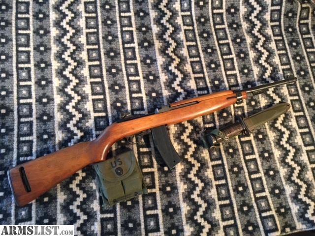 ARMSLIST - For Sale: M1 Carbine IBM manufacture
