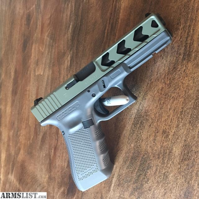 ARMSLIST - For Sale/Trade: Custom Glock 17 gen 4