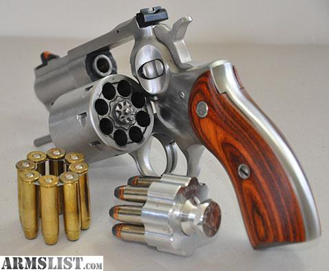 Armslist For Sale Nib Ruger Redhawk 8 Shot 357 Magnum