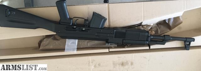 ARMSLIST - For Sale/Trade: AK47 Vepr Molot FM-AK47-11 Russian Rifle