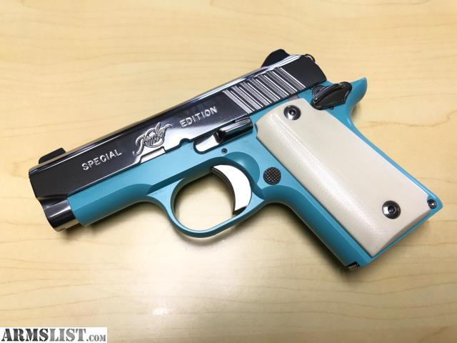 ARMSLIST - For Sale: Kimber Micro 9 BEL-AIR 9MM